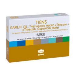 Tiens Fokhagymaolaj (Garlic Oil) kapszula 60db