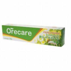 Tiens Orecare fluorid mentes fogkrém (zöld) fodormenta ízesítéssel 135g