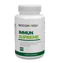 Biocom Immun Supreme kapszula - Alga komplex 240db