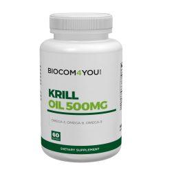 Biocom  Krill Oil kapszula 60db