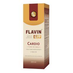 Flavin G77 Cardio szirup 250ml