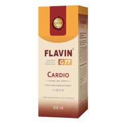 Flavin G77 Cardio szirup 500ml