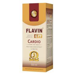 Flavin G77 Omega Cardio szirup 500ml