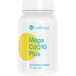CaliVita Mega CoQ10 Plus kapszula Megadózisú koenzim-Q10 antioxidánsokkal 60db