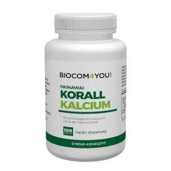 Biocom Okinawai Korall Kalcium 100 db