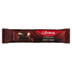 Canderel étcsokoládé szelet 30 g