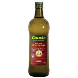 Cauvin szőlőmagolaj 750 ml