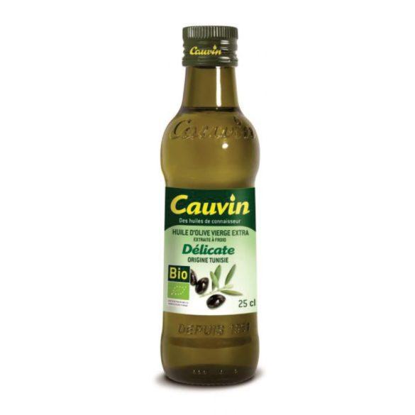 Cauvin bio bazsalikomos olívaolaj 250 ml