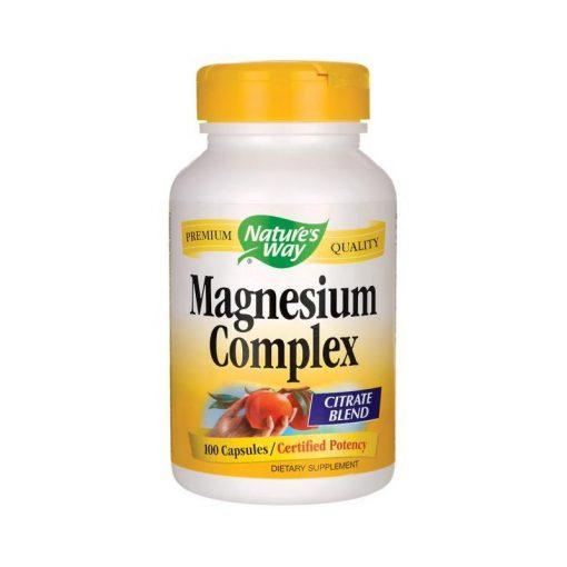 NATURES WAY MAGNESIUM COMPLEX KAPSZULA 100 db