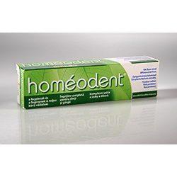 Homeodent fogfehérítő fogkrém klorofill 75 ml