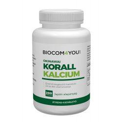 Biocom Okinawai Korall Kalcium 200 db