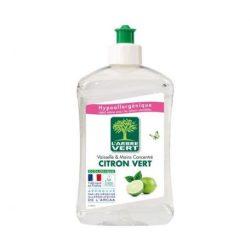 Larbre Vert mosogatószer zöldcitrom 500 ml