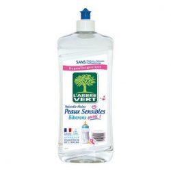 Larbre vert mosogatószer baba és bőrbarát 750 ml
