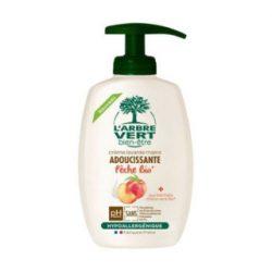 Larbre vert öko folyékony szappan őszibarack kivonattal 300 ml