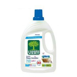 Larbre vert folyékony mosószer érzékeny bőrre családbarát 1500 ml