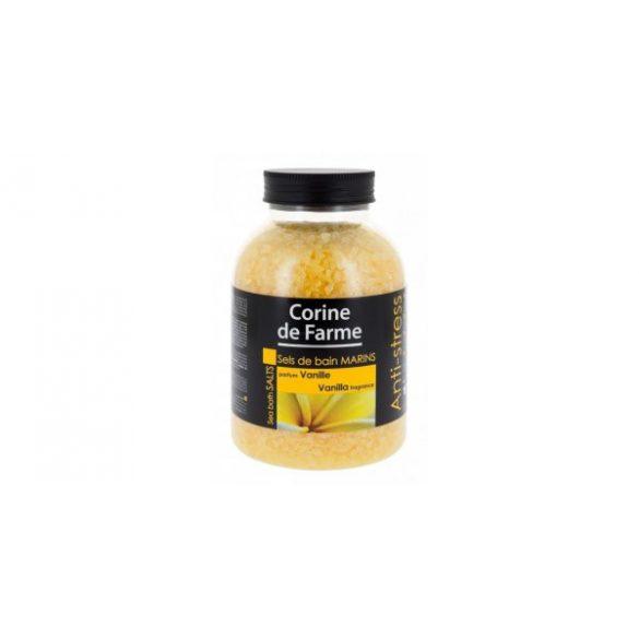 Corine De farme fürdősó vanília 1300 g