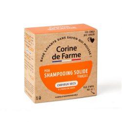 Corine de farme szilárd sampon száraz hajra 75 g