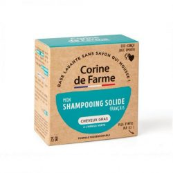 Corine de farme szilárd sampon zsíros hajra 75 g
