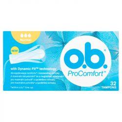 Ob tampon procomfort normál 32 db