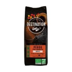 Destination 250 peru - őrölt bio kávé -100% arabica 250 g