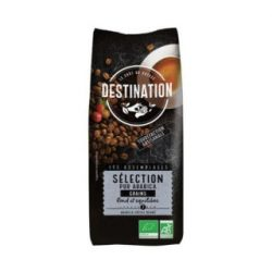 Destination 1000 selection prémium szemes bio kávé 100% arabica 1000 g