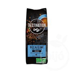 Destination 250 deca/koffeinmentes prémium bio szemes kávé - 100% arabica 250 g