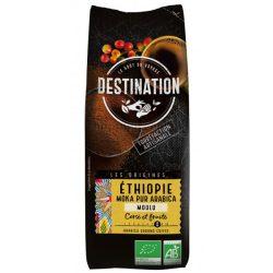 Destination 250 etióp prémium őrölt bio kávé -100% arabica 250 g