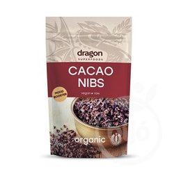 Dragon superfoods bio criolló zúzott kakaóbab 200 g