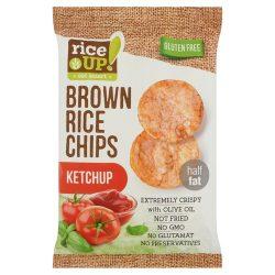 Rice Up chips ketchup ízű 60 g