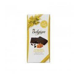 Benjamissimio bio vegán fekete csokoládé mentás maca porral 70 g