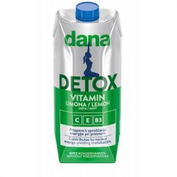 Dana detox vitaminos ásványvíz 750 ml