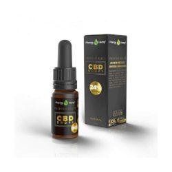 Pharmahemp Premium Black Cbd Olaj 24% 10 ml
