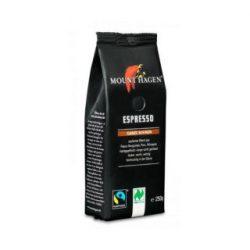 Mount Hagen bio kávé espresso 250 g
