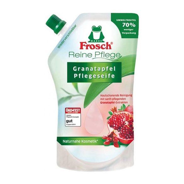 Frosch folyékony szappan utántöltő gránátalma 500 ml