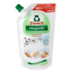 Frosch folyékony szappan utántöltő almond milk 500 ml