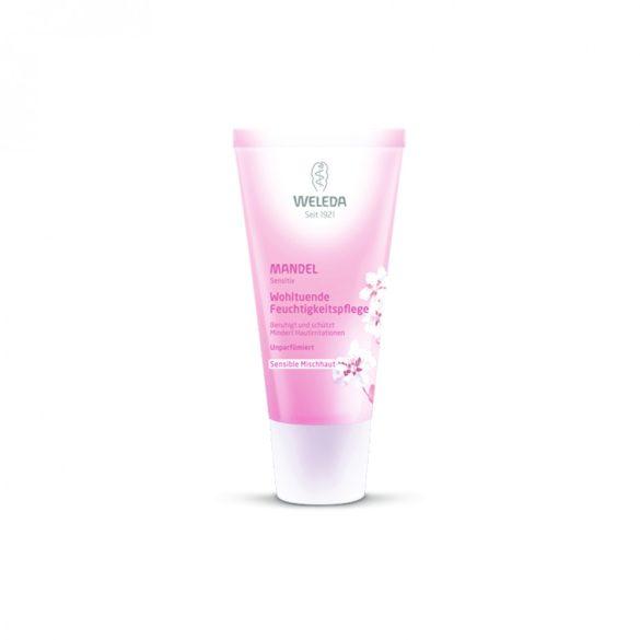 Weleda mandulás nyugtató hidratáló krém érzékeny kombinált bőrre 30 ml