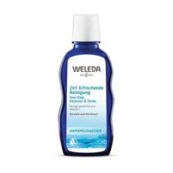 Weleda 2in1 frissítő arclemosó normál és kombinált arcbőrre 100 ml