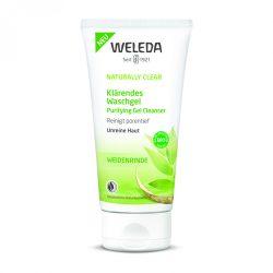 Weleda naturally clear tisztító arclemosó gél 100 ml