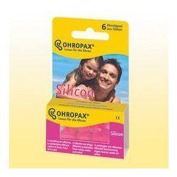 Ohropax silicon füldugó 6 db