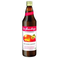 Dr.steinberger bio alma-mangó gyümölcslé 750 ml