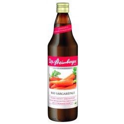 Dr.steinberger bio sárgarépalé 750 ml
