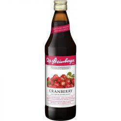 Dr.steinberger cranberry tőzegáfonyalé 750 ml