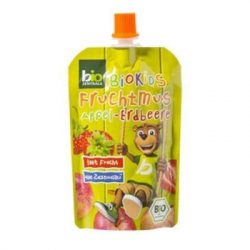 Bio-Zentrale bio gyümölcs püré 100% alma-mangó 90 g