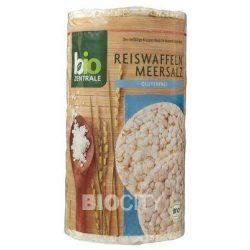 Bio-Zentrale bio puffasztott rizs sós 100 g
