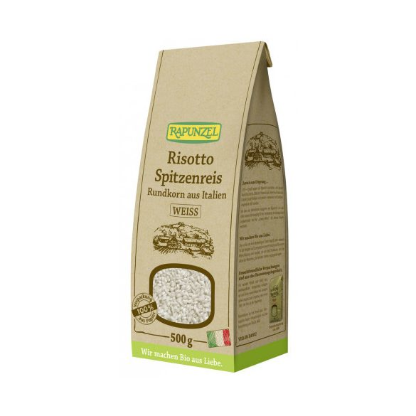 Rapunzel bio rizotto rizs fehér 500 g