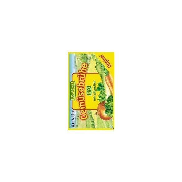 Rapunzel bio zöldségleveskocka originál 8 db