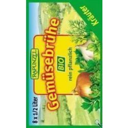 Rapunzel Bio Zöldségleveskocka Fűszeres 8 db