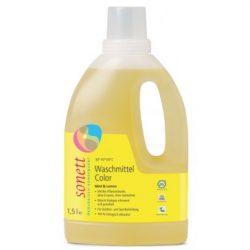Sonett Folyékony mosószer színes mosáshoz 1,5l
