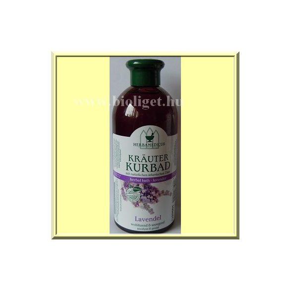 Herbamedicus fürdőolaj levendula 500 ml