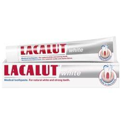 Lacalut Fogkrém White 75 ml